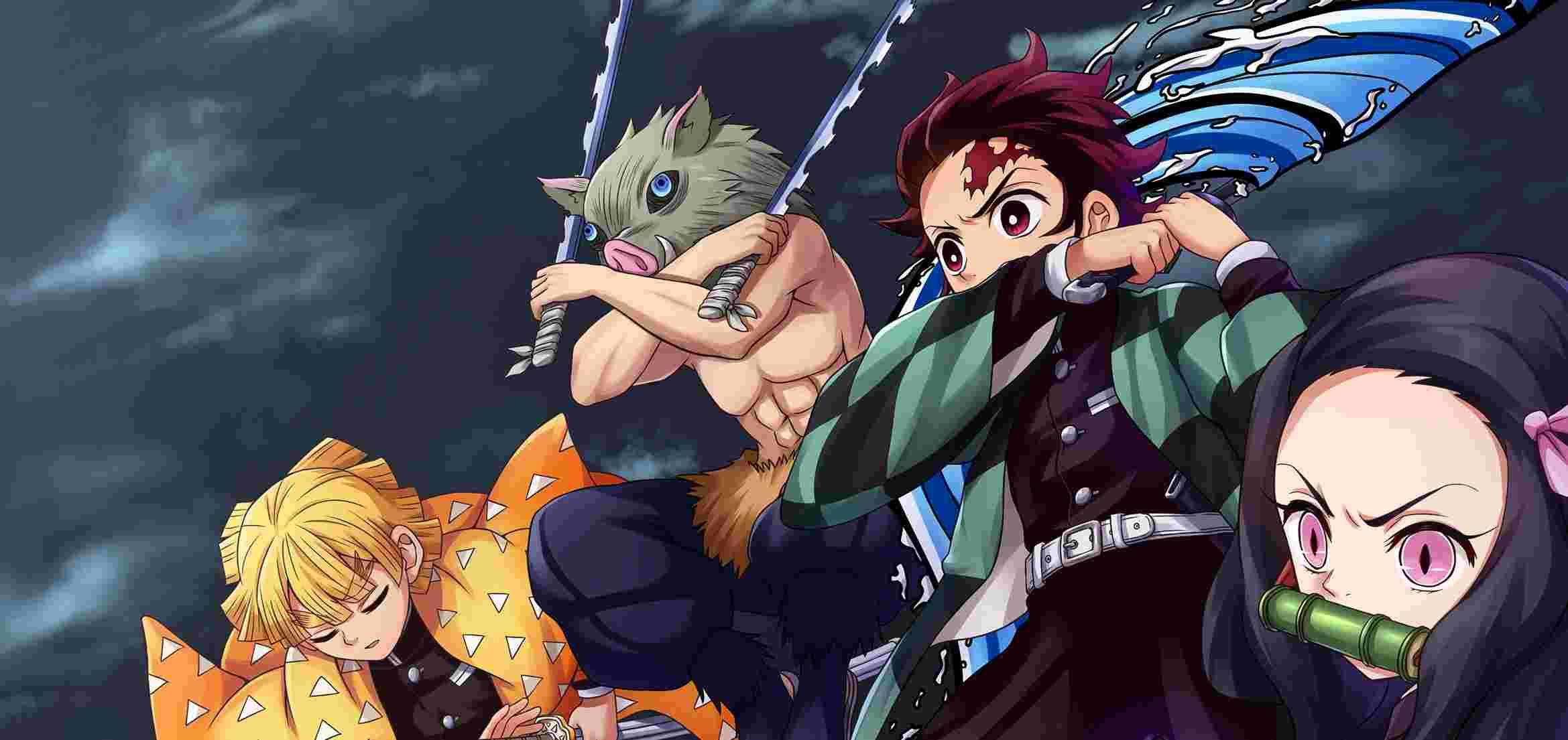 Kimetsu no Yaiba: Demon Slayer