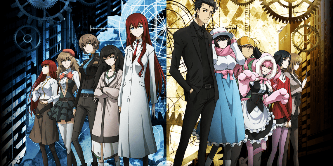 Steins Gate- best anime of all time