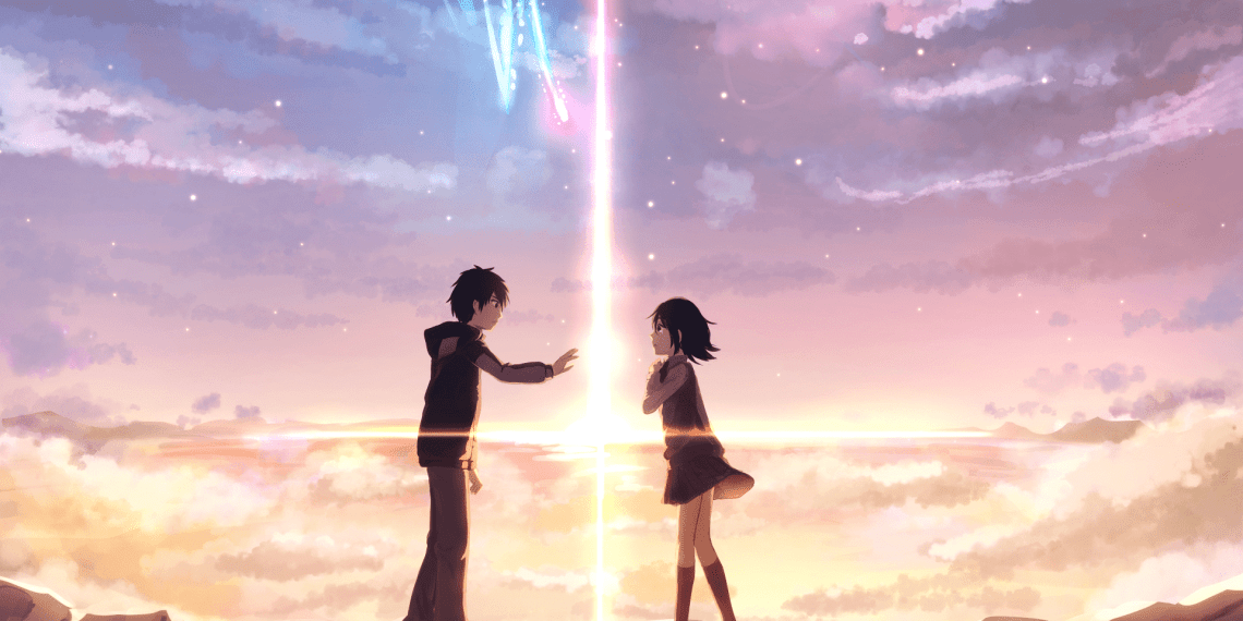 Your Name- best anime movies to watch at home