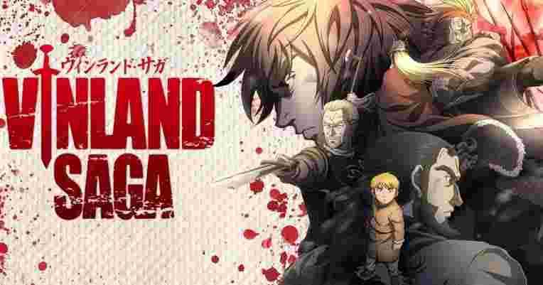 Vinland Saga- best anime to watch at home