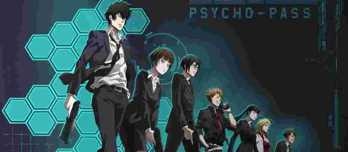 psycho pass- best thriller anime