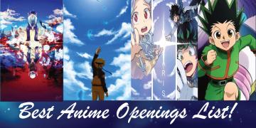 best anime openings