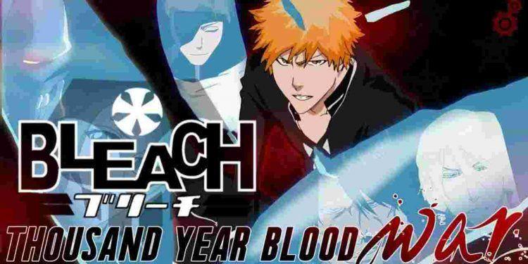 bleach thousand year blood war