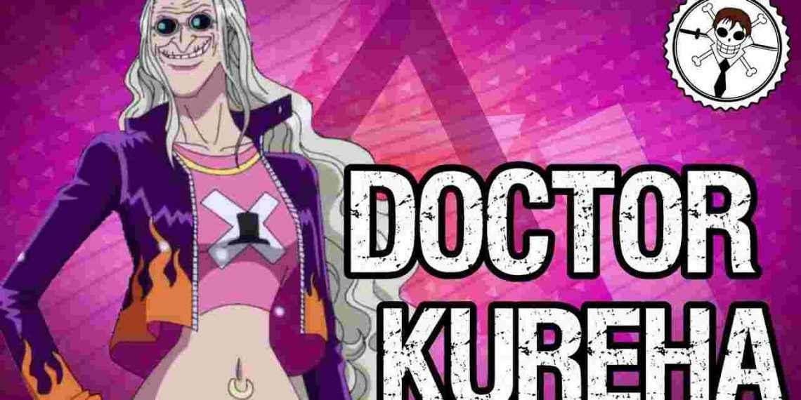 Dr. Kureha- anime Corona Virus