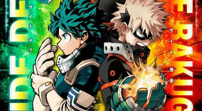 my hero academia heroes rising