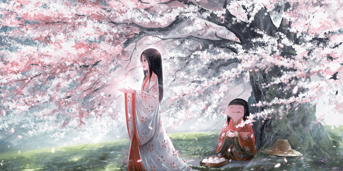 the tale of the princess kaguya- best anime movies to watch at home while quarantined