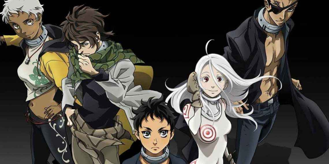 deadman wonderland-best horror anime of all time