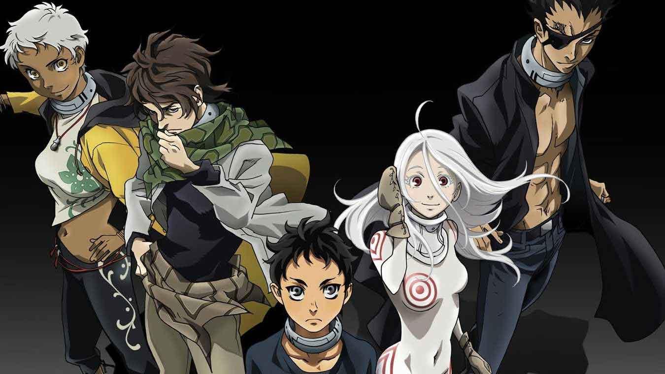 deadman wonderland-best horror anime of all time