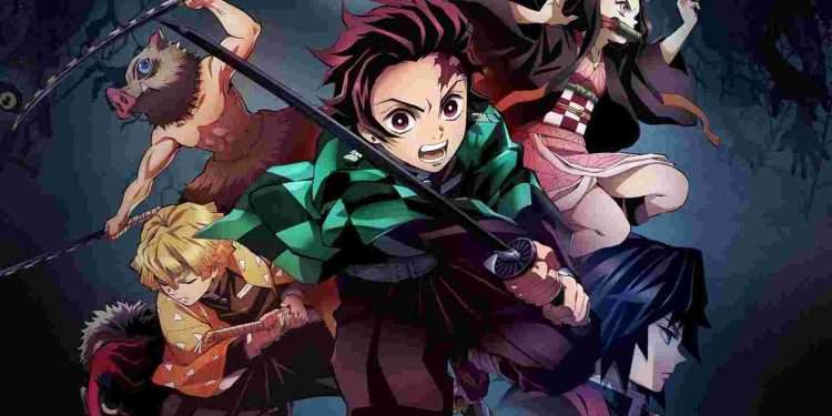 demon slayer- best anime made by ufotable