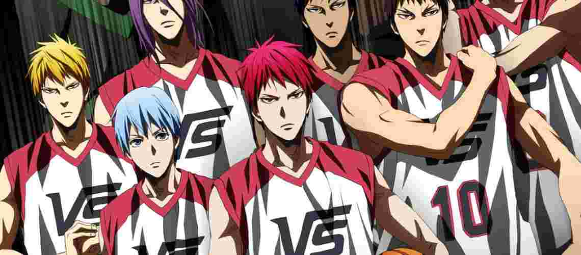 kuroko's basketball: last game best anime movies to watch at home