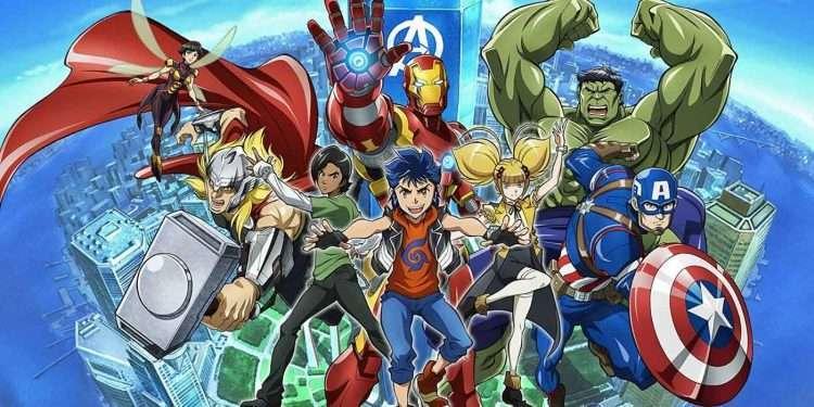 marvel future avengers season 2