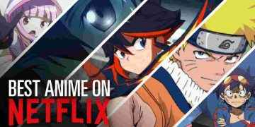 best anime to watch on netflix