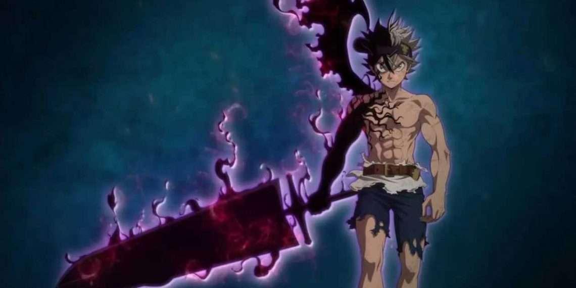 black clover- best shonen anime
