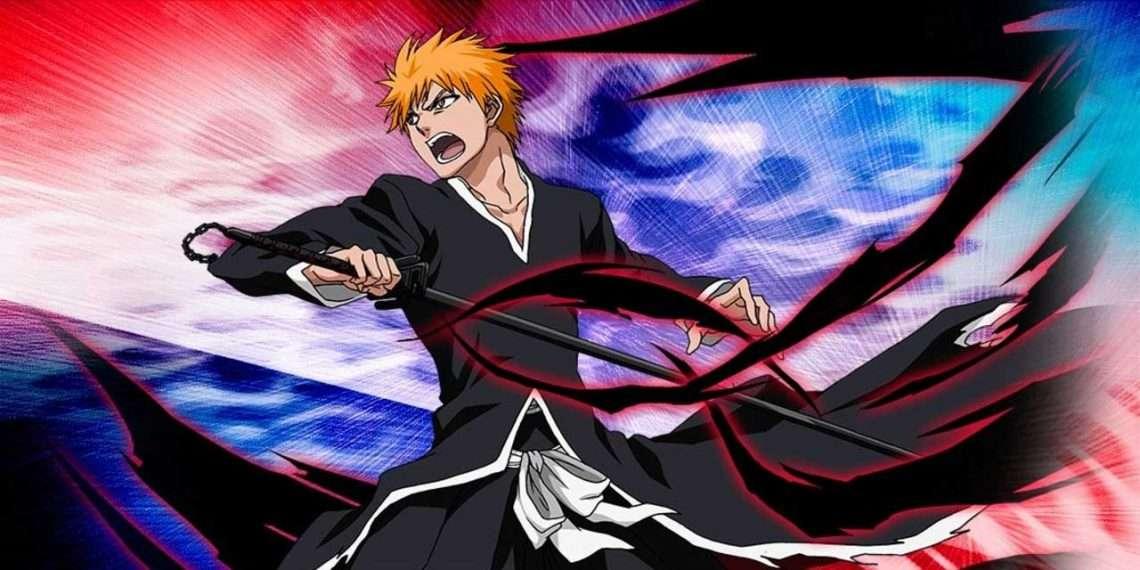 bleach- best shonen anime