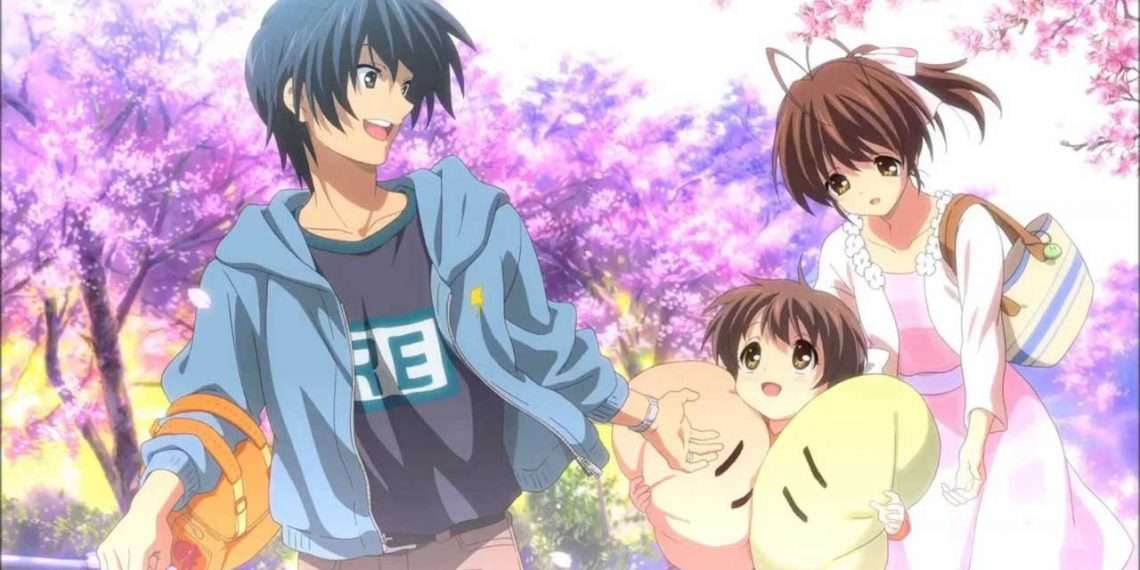 Clannad & Clannad: After Story- best sad anime