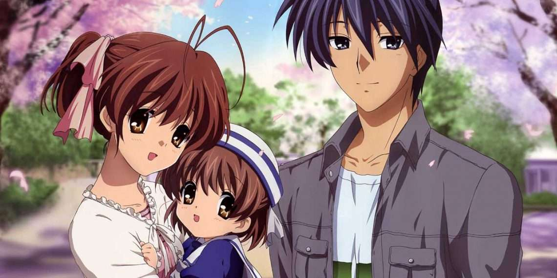 clannad: after story- best anime of Kyoto Animation