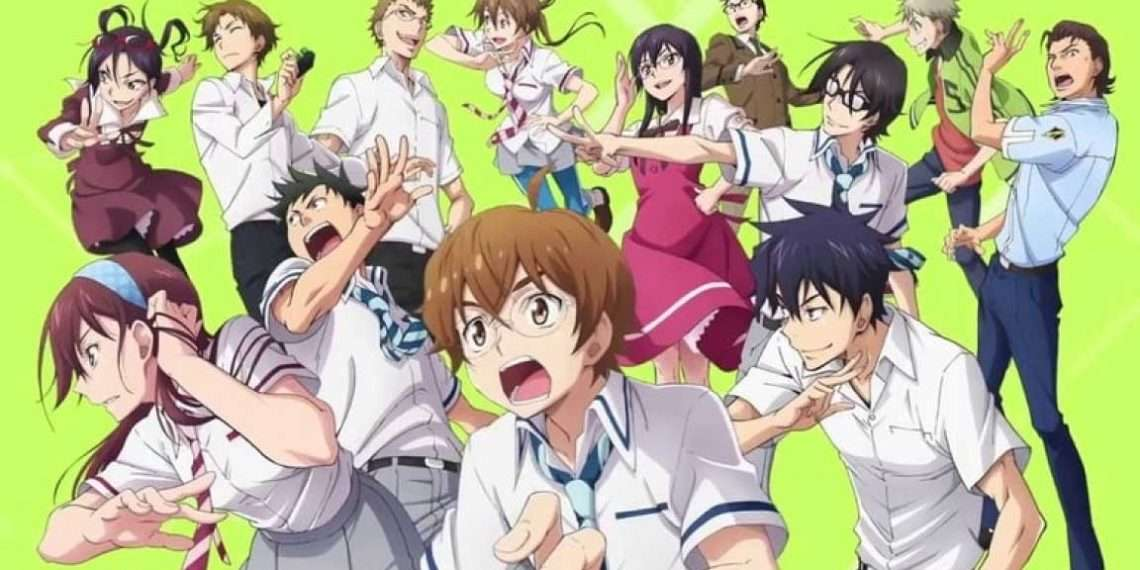Fastest Finger First- best sports anime