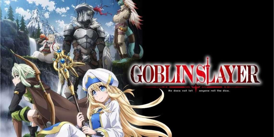 Goblin Slayer- best dark anime