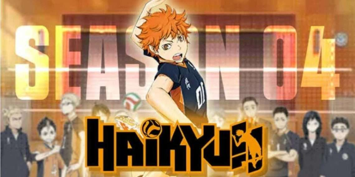 haikyu season 4