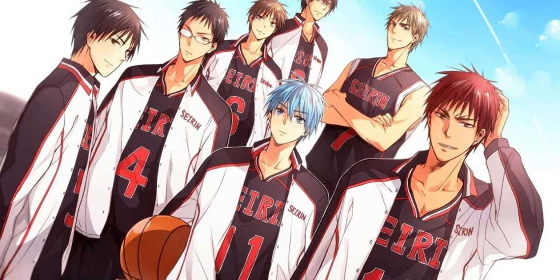 Kuroko's Basketball- best sports anime