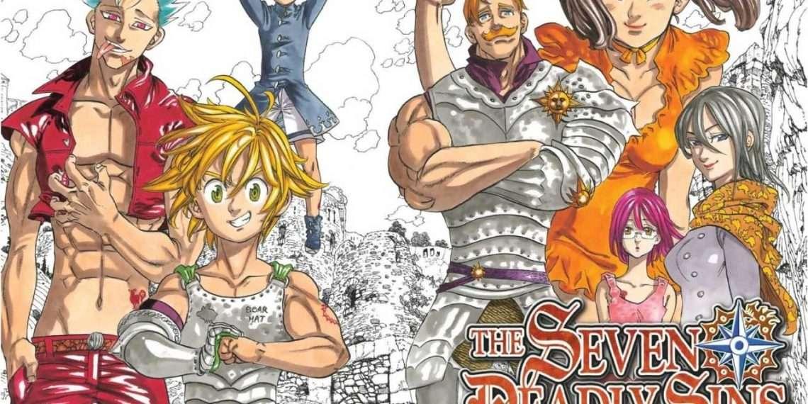 seven deadly sins season 4