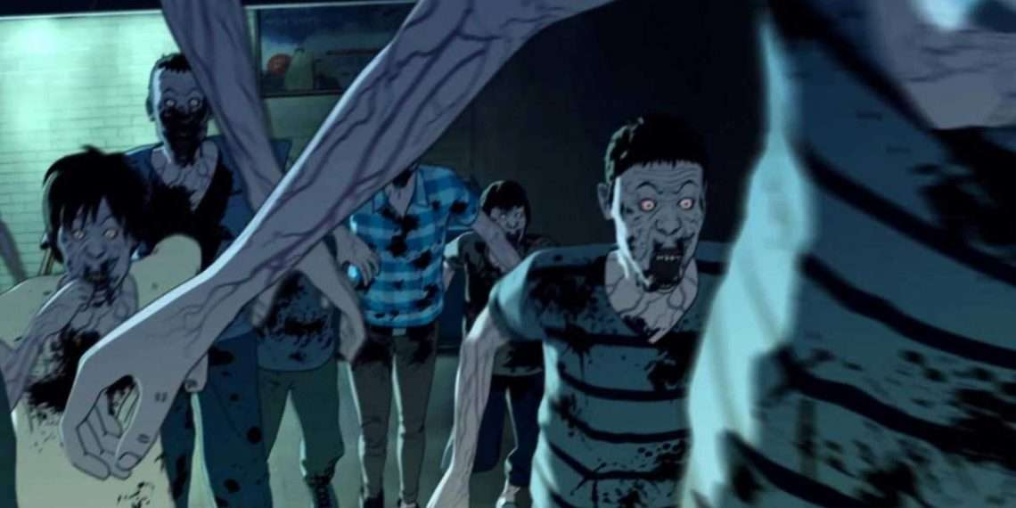 Seoul Station- best zombie anime series