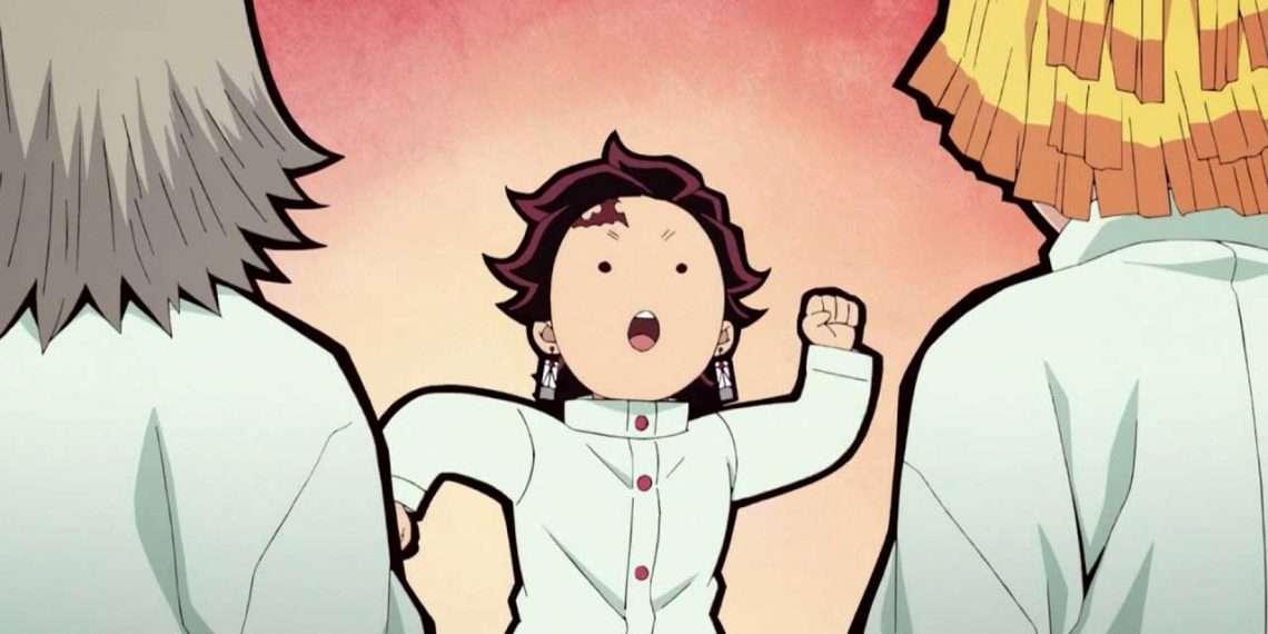 demon slayer manga- boom boom