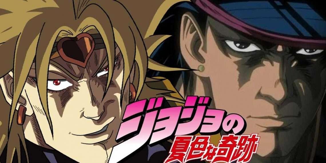 jojo's bizarre adventure OVAs