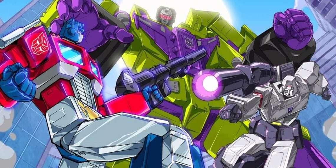 transformers animated movie