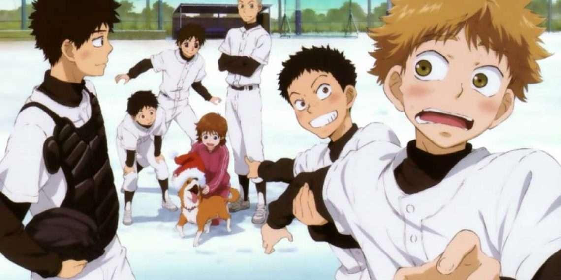 Big Windup!- best sports anime
