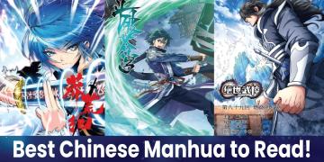 best manhua/chinese manhua