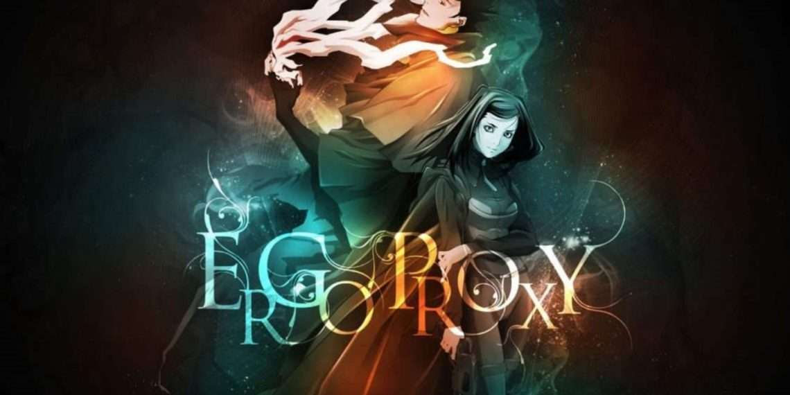 Ergo Proxy- best sci-fi anime