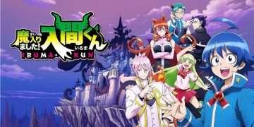 Welcome to Demon School! Iruma-Kun- upcoming anime