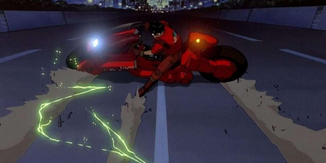 Akira- best sci-fi anime