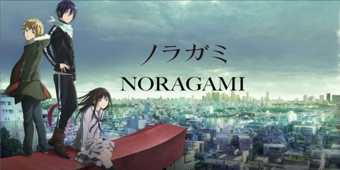 Noragami- best comedy anime