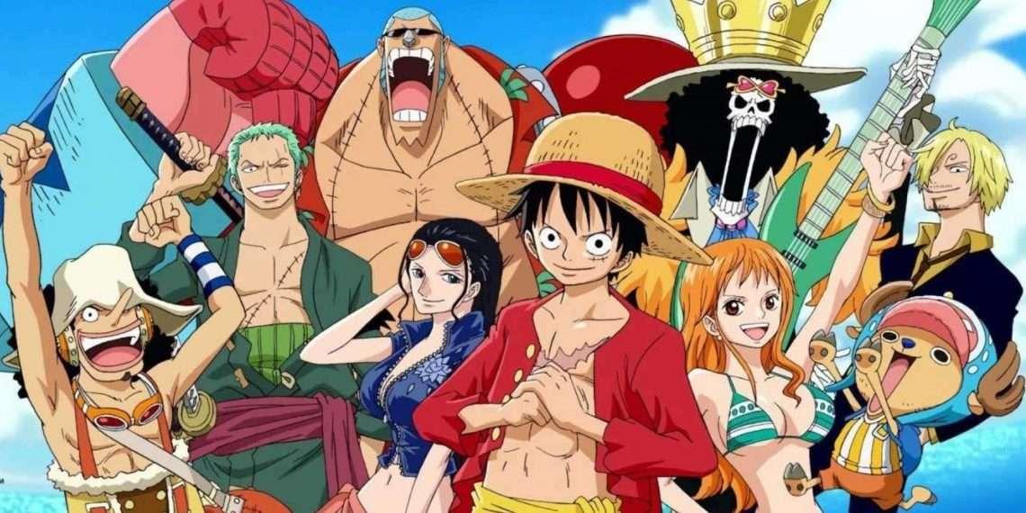 One Piece- best comedy anime