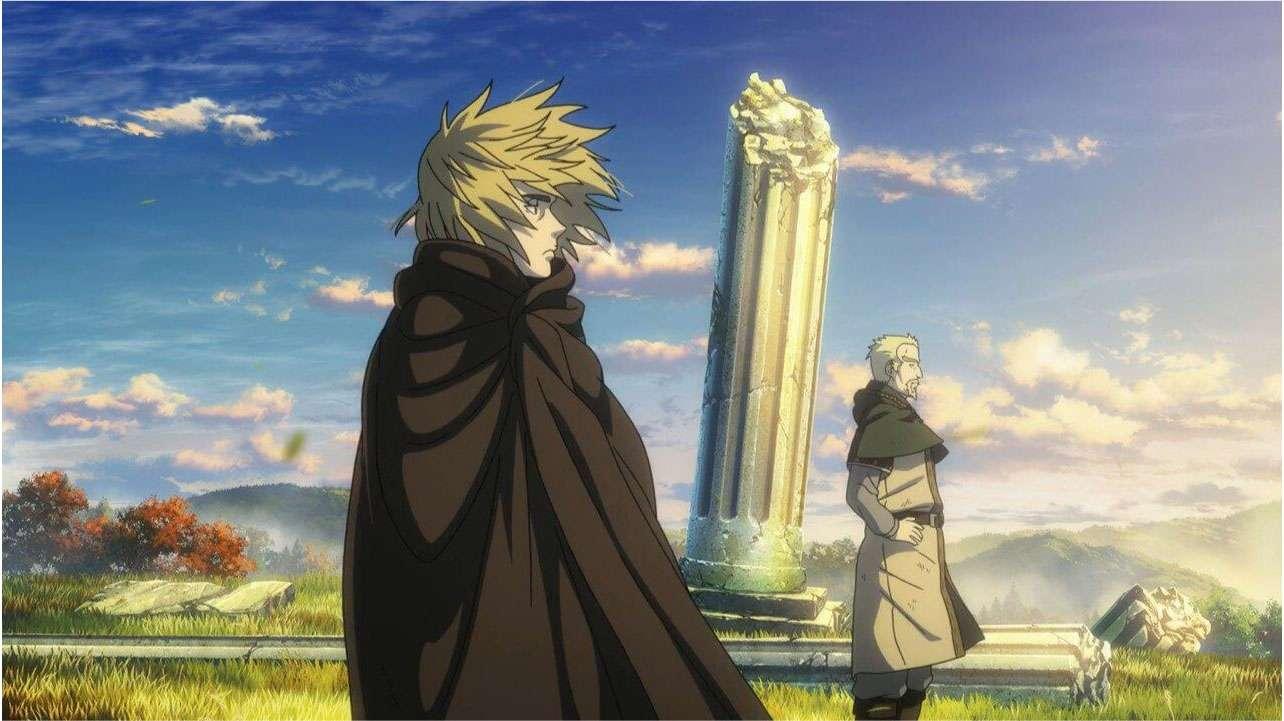 Vinland saga- best anime to watch