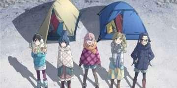 Yuru Camp- upcoming anime