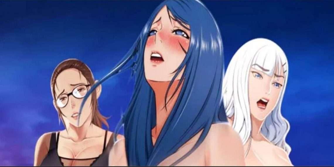 Wet Women- best adult manhwa/adult webtoons
