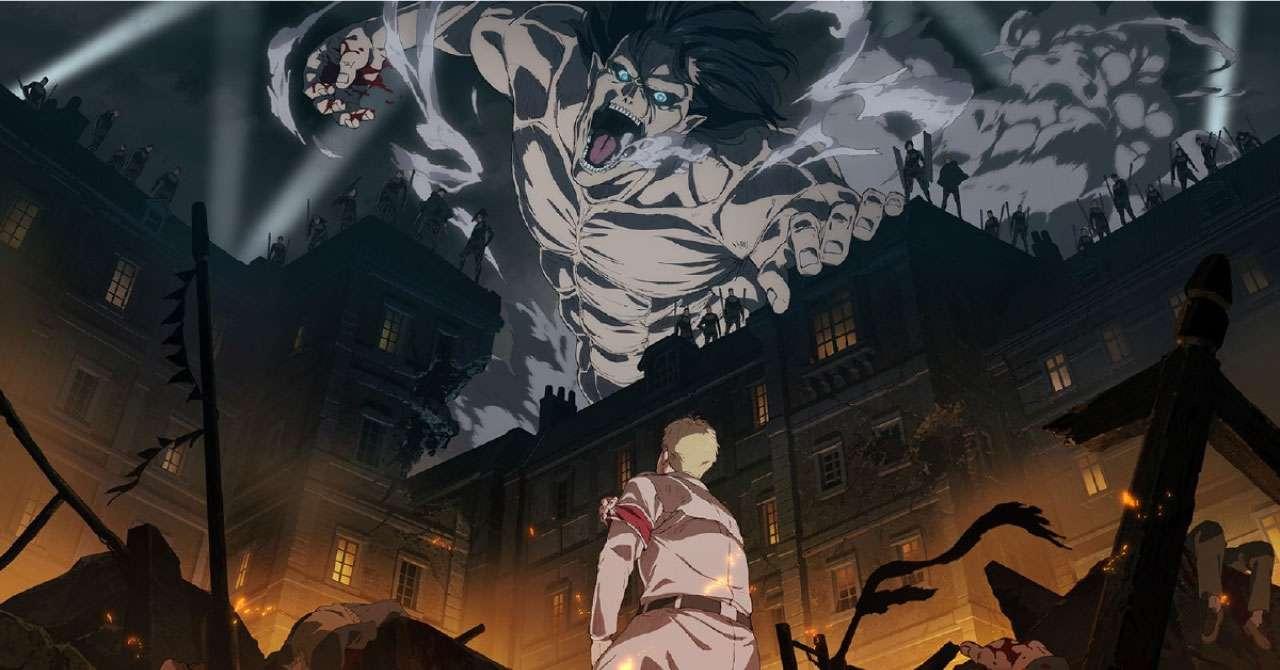 attack on titan- anticipated anime of 2020