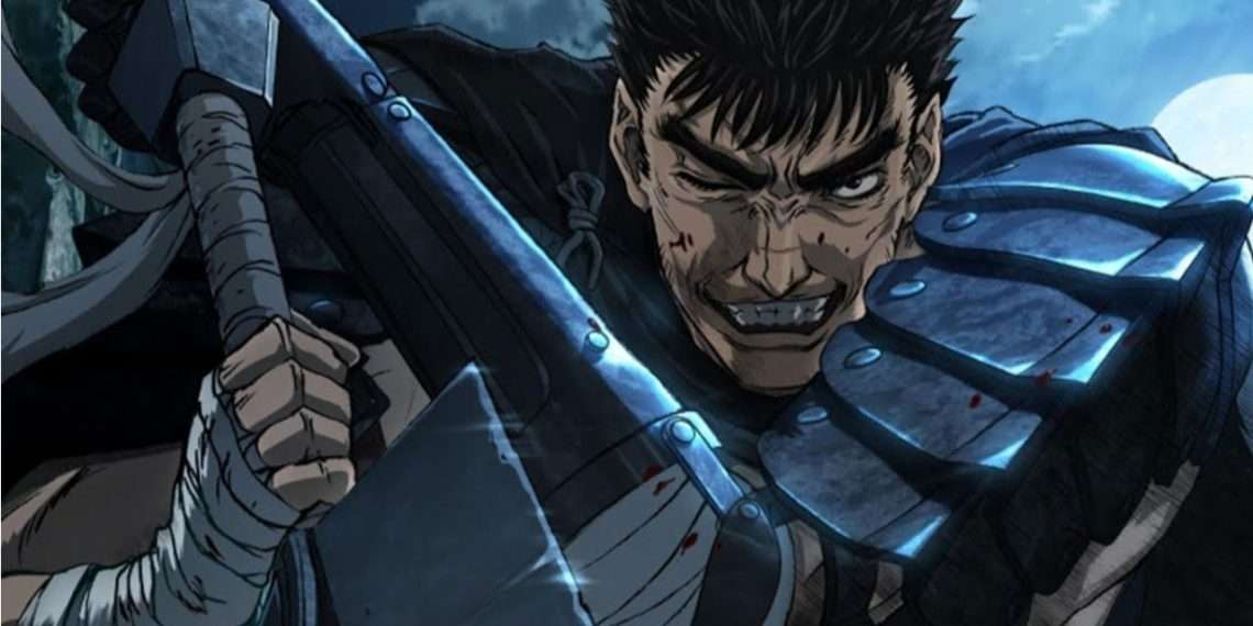 Berserk (2016)- berserk watch order