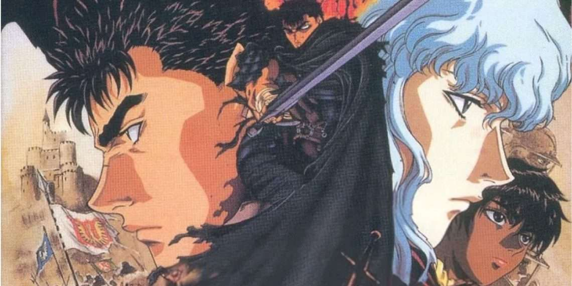 Berserk (1997)- berserk watch order