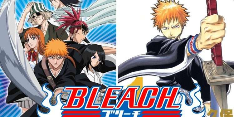 bleach filler list