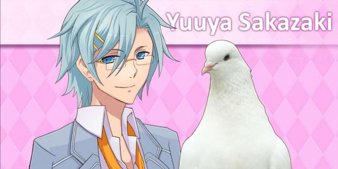 Hatoful Boyfriend- dating simulation games