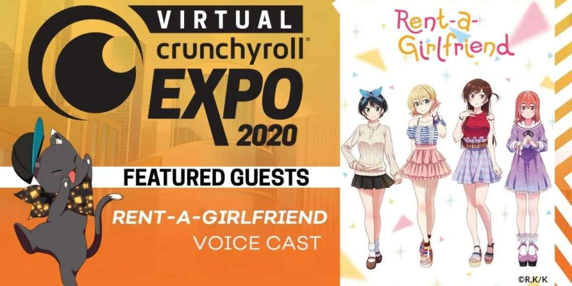 crunchyroll expo 2020