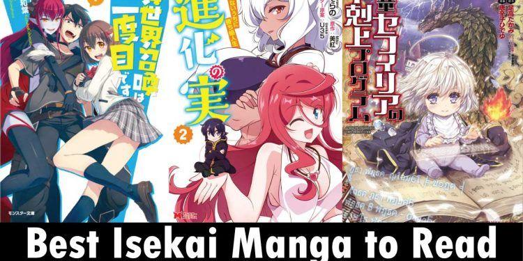 best isekai manga