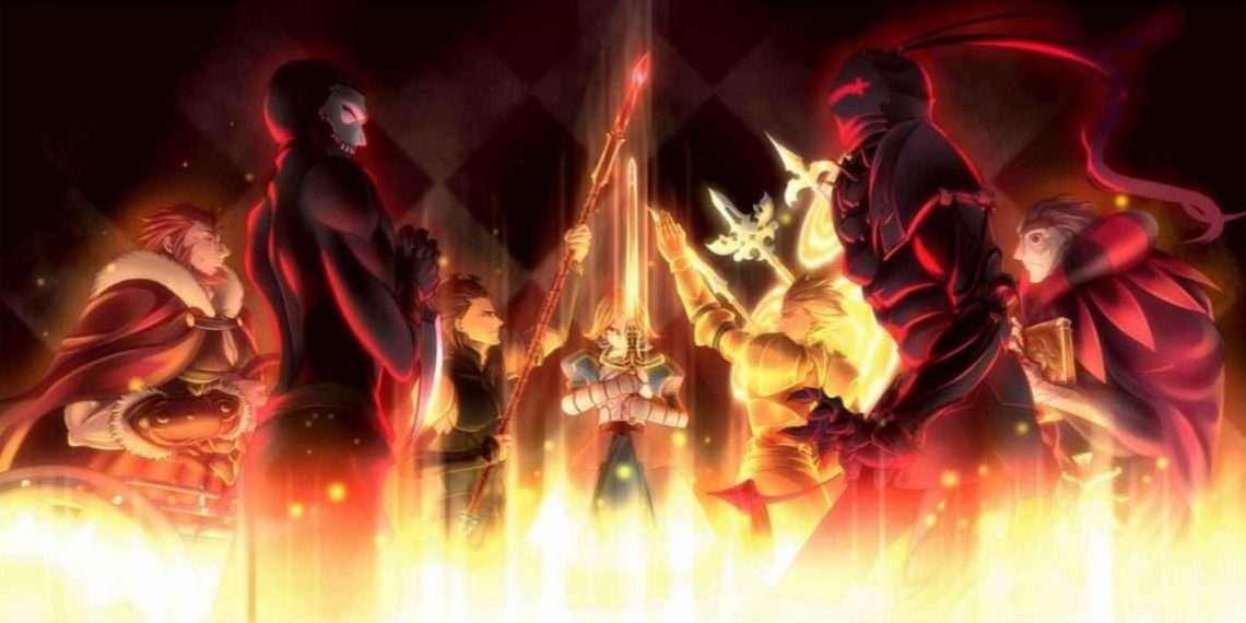 Fate Zero- best ufotable anime