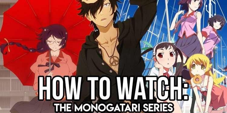 monogatari watch order