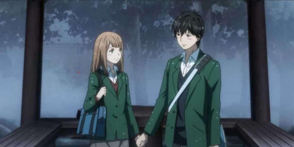 Orange- best school life anime