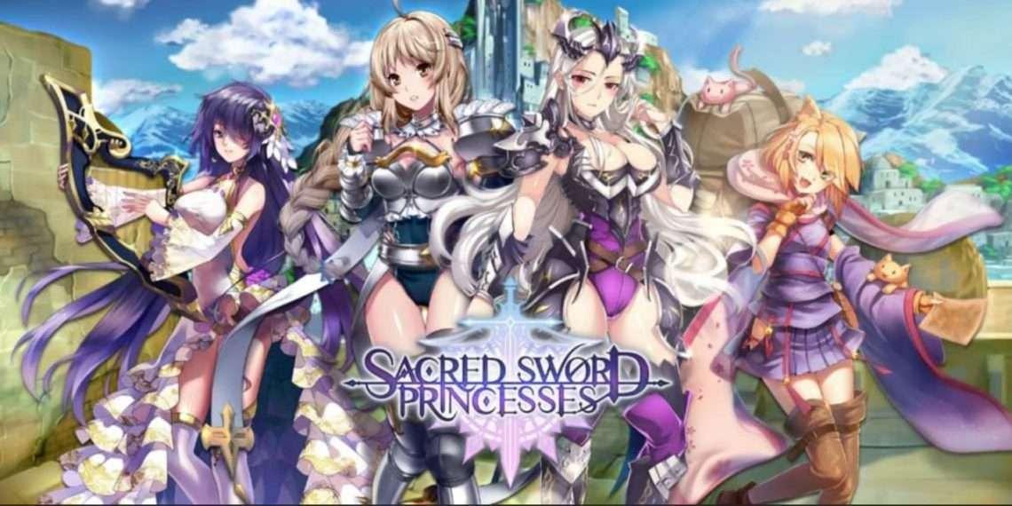 Sacred Sword Princess- best hentai games